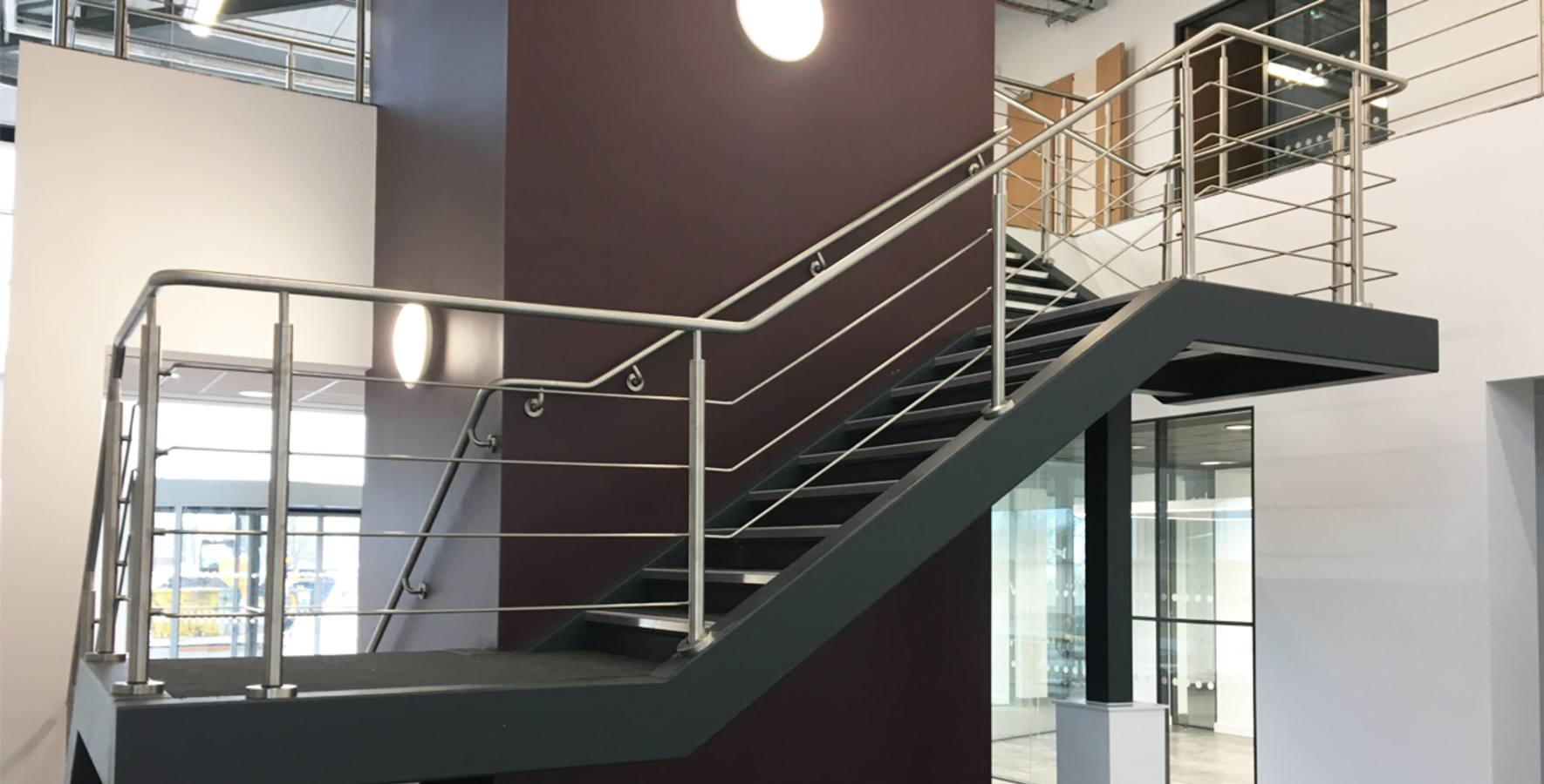c1 -  Peter Marshall Steel Stairs
